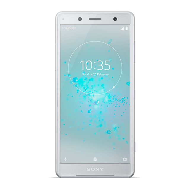 Sony Xperia XZ2 Compact - Argent - 640