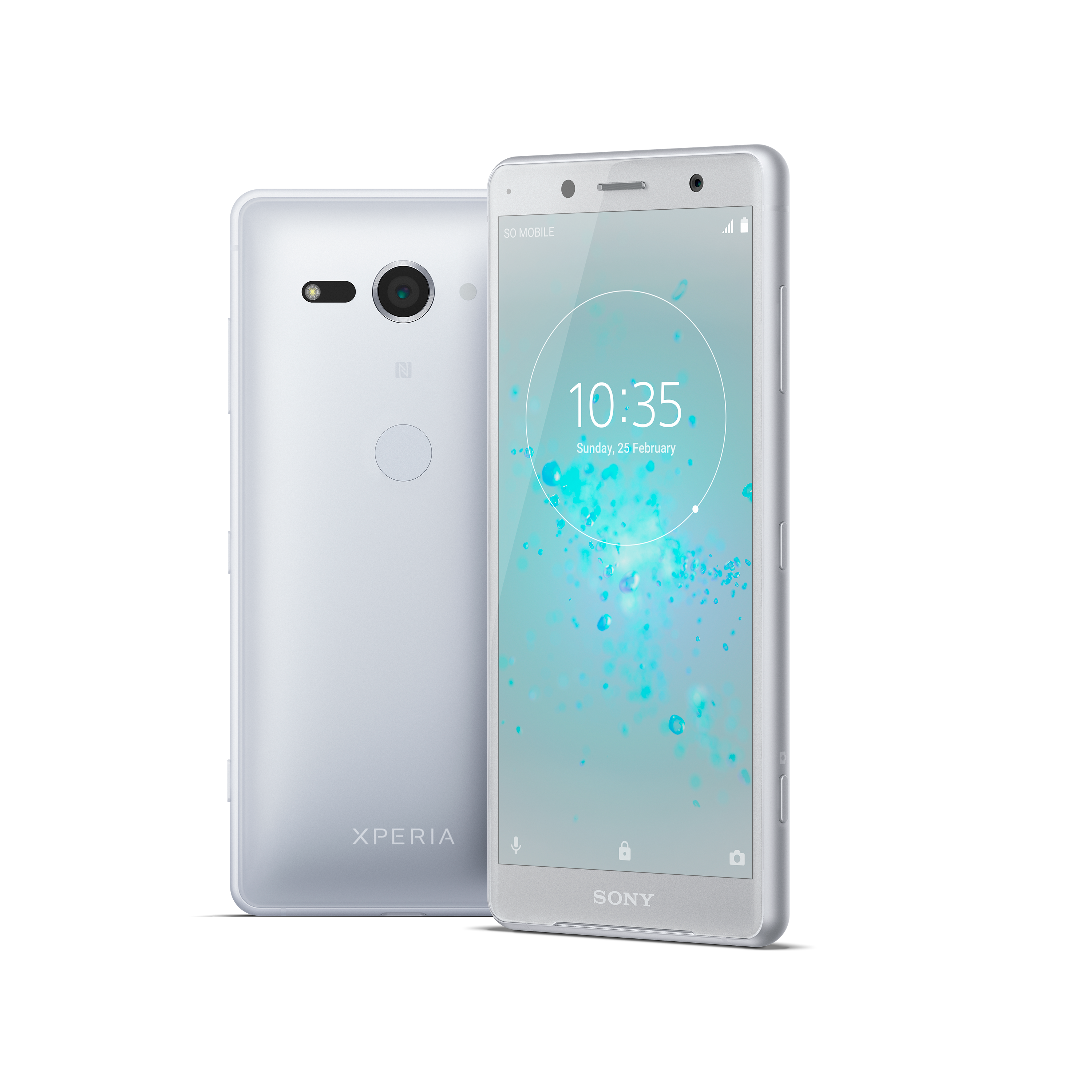 Sony Xperia XZ2 Compact - Icons2